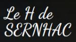Carte de restaurant à Sernhac